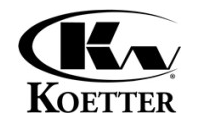 Koetter Woodworking, Inc. logo
