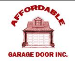 Affordable Garage Door, Inc logo