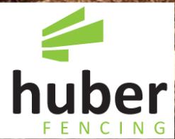 Huber Fencing LLC logo