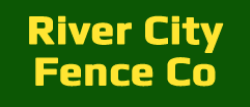 River City Fence logo
