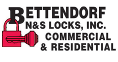 Bettendorf N & S Lock Inc logo
