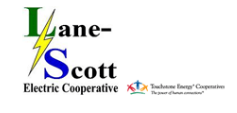 Lane-Scott Electric Cooperative, Inc. logo