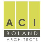 ACI BOLAND logo