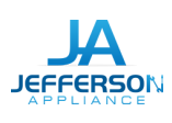 Jefferson Appliance logo