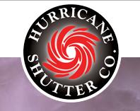 Hurricane Shutter Company logo