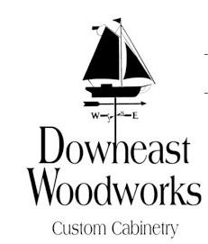 Downeast Woodworks logo