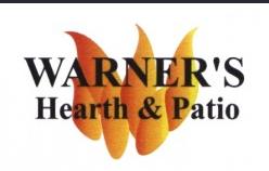 Warner's Heart & Patio logo