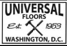 Universal Floors, Inc. logo