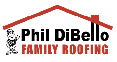 Phil Dibello Family Roofing logo