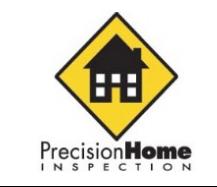 Precision Home Inspection Services logo