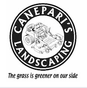 Canepari's Landscaping logo