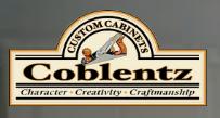 Coblentz Custom Cabinets logo