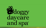 doggy daycare and spa logo