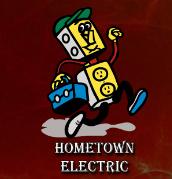 Hometown Electric logo