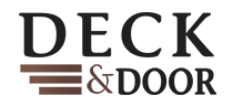 Deck & Door Company logo
