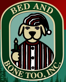 Bed & Bone Too logo