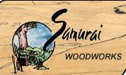 Samurai Woodworks logo