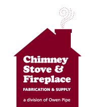 Chimney Stove & Fireplace Fabrication & Supply logo