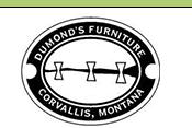 DUMONDS CUSTOM FURNITURE, INC. logo