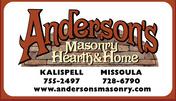 Andersons Masonry logo