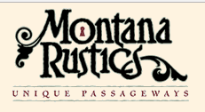 Montana Rustics  logo