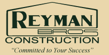 Reyman Brothers Construction logo