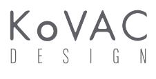 KoVAC Design, Ltd. logo