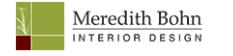 Meredith Bohn Interior Design logo