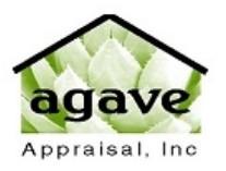 Agave Appraisal, Inc. logo