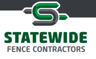 Statewide Fence Company, Inc. logo