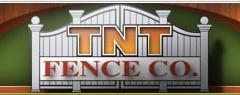 TNT Fence Company logo