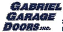 Gabriel Garage Doors Inc.  logo