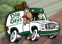 Dog Days Daycare Center logo