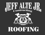 Jeff Alte Jr. Roofing logo