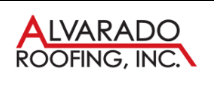 Alvarado Roofing & Construction Inc. logo