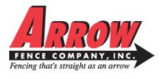 Arrow Fence Company, Inc. logo