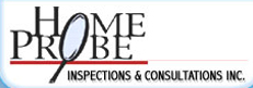 HomeProbe Inspections Inc. logo