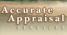 Accurate Appraisal Services logo
