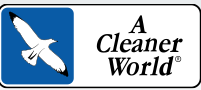 A Cleaner World - Dry Cleaning Winston Salem logo