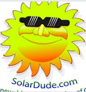 Solar Dude logo
