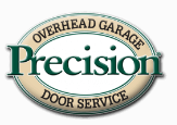 Precision Door of NC logo