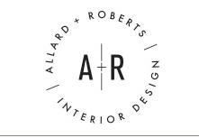 Allard & Roberts Interior Design, Inc. logo