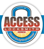 Access Locksmith logo