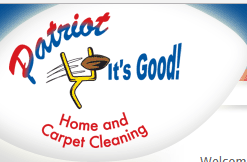 Patriot Home and Carpet Cleaning logo