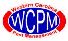 Western Carolina Pest Management logo