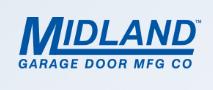 Midland Garage Door Mfg. Co. logo
