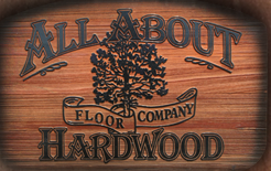 All About Hard Wood Floor Company logo