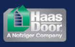 Haas Garage Door Co. logo