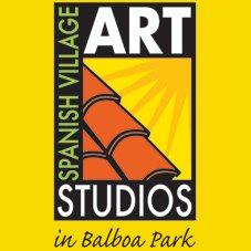 Spanish Village Art Center logo