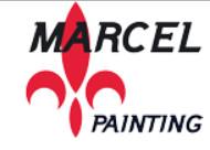 Marcel Painting LLC logo